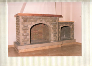 foc amb pedretes